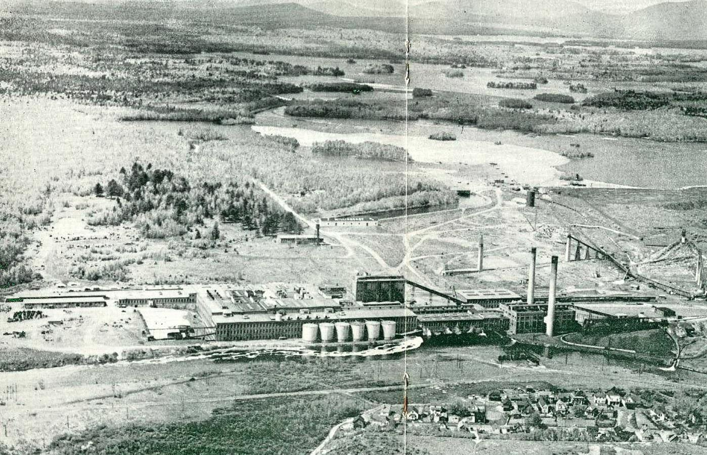 Great Northern Paper - Millinocket Mill