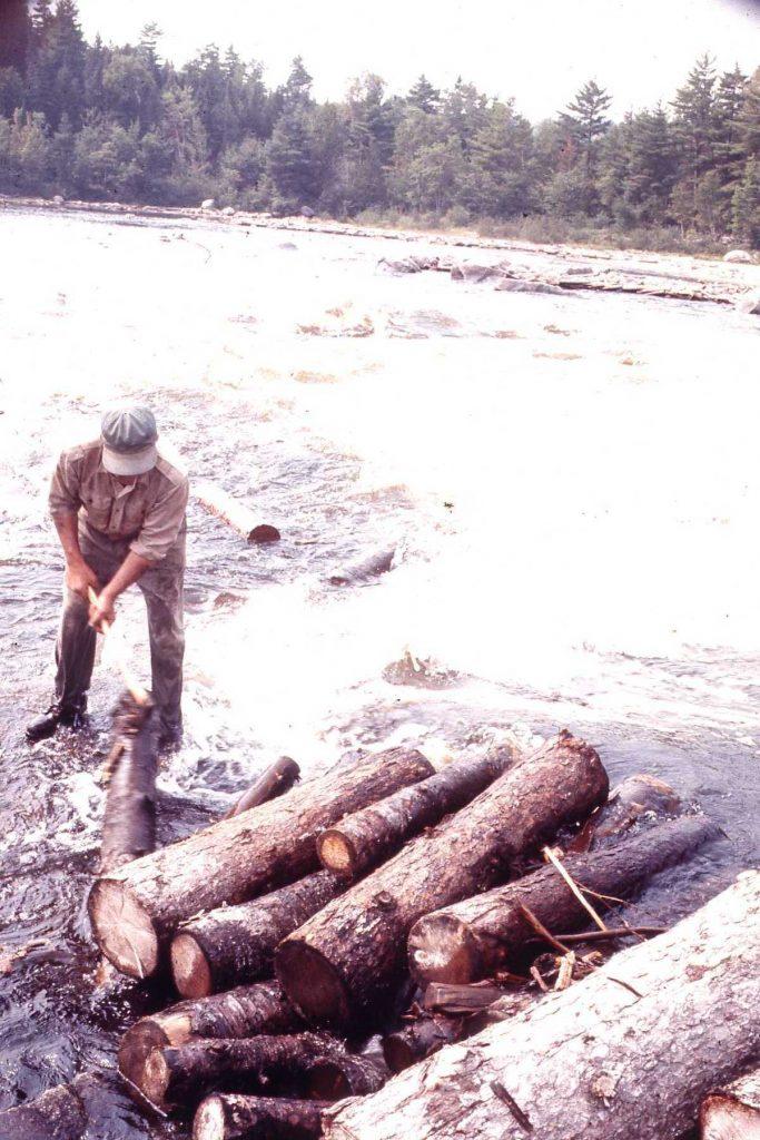 last log drive 165