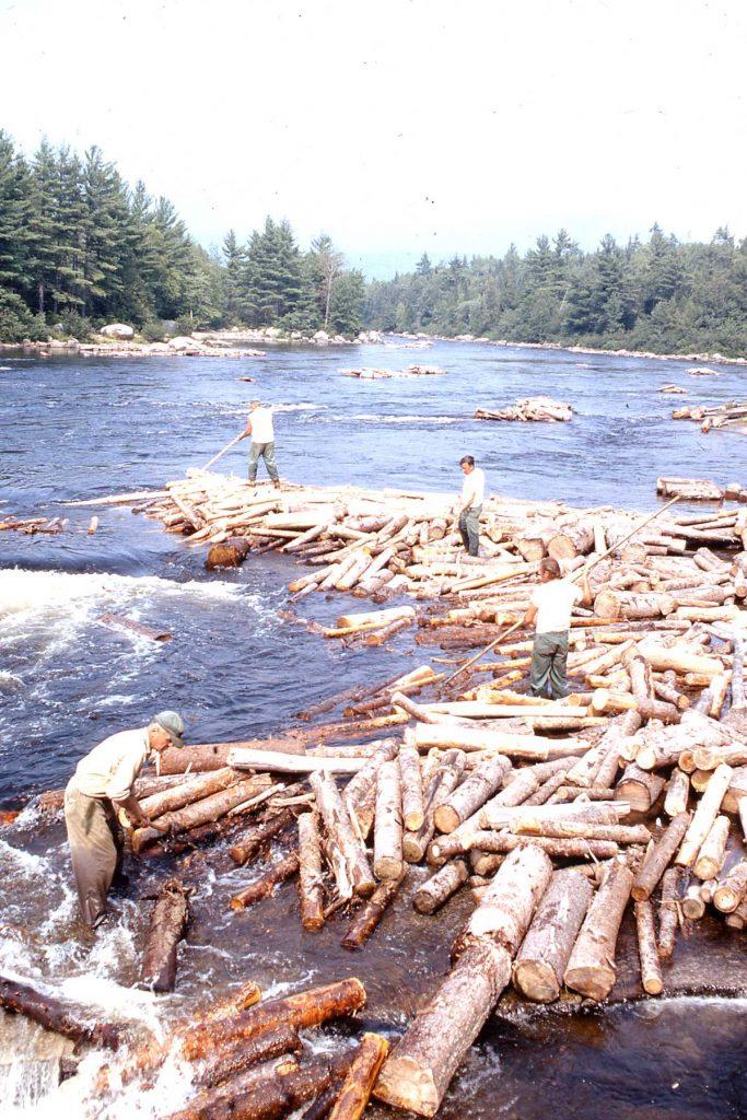 last log drive 166